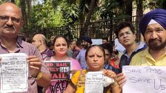 PMC Bank Depositor Dies Of Heart Attack After Protest
