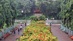 Sarasbaug to be developed into an international tourist place