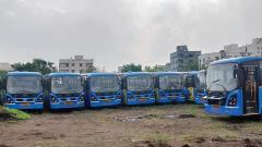 Pune: Punekars demand for PMPML bus service to resume in city