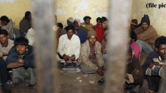 Pakistan arrests 34 Indian fishermen for violating territorial waters