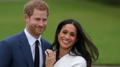 Prince Harry, Meghan sign up to exit deal; give up royal titles