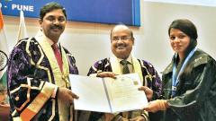 11th convocation of DIAT held in the city