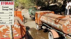 Demand for water tankers goes up in Pune region