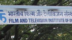 FTII to sign MoU for courses in Srinagar