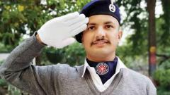 Farmer's son to lead NSS contingent in R-Day parade