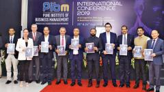Global meet on AI organised by PIBM
