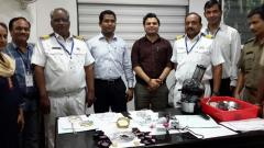 Gold worth Rs 1.38 cr seized at Pune airport; 4 arrested