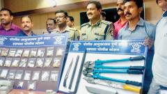 Hadapsar police recover stolen valuables worth Rs 1.19 crore