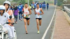 INS Shivaji conducts 75-km ultra-marathon