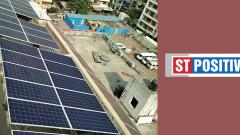 Kalpataru Estate gets solar energy plant