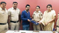 Khadak cops find lost ornaments within 4 hrs