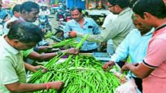 Makar Sankranti keeps prices of vegetables high