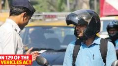 NGOs urge government to notify the new helmet law