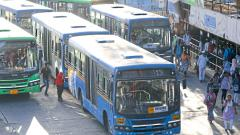 PMPML generates Rs 1.8 cr on Bus Day