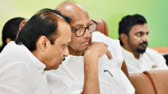 Sharad Pawar holds meeting of defeated candidates to introspect