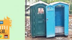 Shortage of mobile toilets leads to open defecation