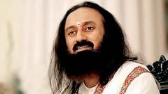 Sri Sri Ravishankar: 'Nature has given us time to sit back and reflect'