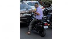 Woman shames man online for riding on footpath