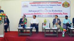 Workshop on 'Advanced Trends on Robotics' conducted