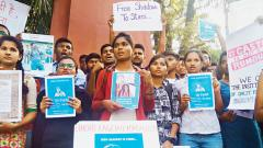 Pune students remember Rohith Vemula