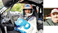Takale in Estonia to get ready for WRC Finland