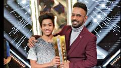 Rupesh Bane, winner of Dance Plus 5, talks about his journey and his dream to become an actor