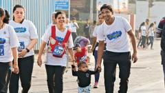 The Sakal Marathon: A Family Accomplishment