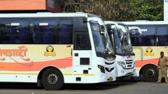 Maharashtra journos to get free ac bus travel in state transport operated buses