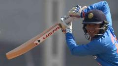 Mandhana in ICC women's ODI and T20 teams of the year