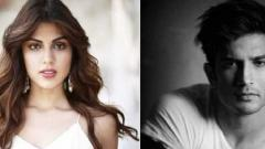 Rhea Chakraborty is just twisting the narrative, says Sushant Singh Singh Rajput's ex-manager
