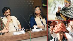Directors Kirti, Vibha Bakshi and Nitin Shingal talked about their respective films – Mamatva, Son Rise and Letters