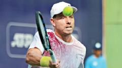 Tennis, ATP Challenger, James Duckworth, ranking, Pune sports, Aayush Majumdar