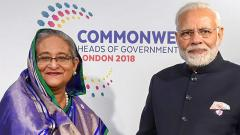 PM Modi holds bilateral talks with Sheikh Hasina, others on CHOGM sidelines