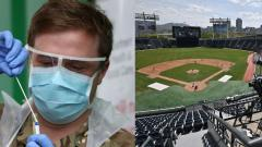 UK becomes virus epicentre of Europe; S Korea plays baseball