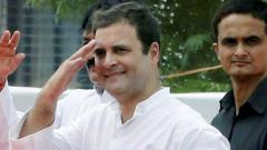 Ready to take up executive role in Congress: Rahul Gandhi