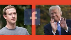 Zuckerberg hits back at Trump over allegations of Facebook