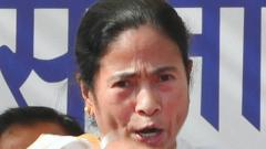NDA destroying key institutions, TMC to save country: Mamata Banerjee