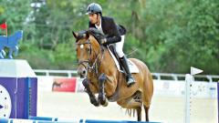 Limaye nails four Show-jumping golds