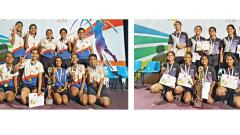 Symbiosis and SPM win U-16 and U-14 titles in high-scoring finals