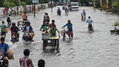NDRF Teams, IAF Choppers Deployed For Rescue, Relief Works