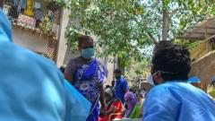 How health workers are battling emotional stress in their war against COVID-19