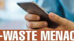 Just 9 pc puneites think of recycling old phones