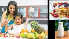 With children at home now, get them engaged in the kitchen and together, whip up some quick, lip-smacking recipes