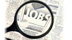 Economic slowdown hits jobs sector