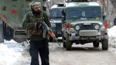 2 militants killed in encounter in south Kashmir