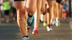 64-year-old runner dies of heart attack