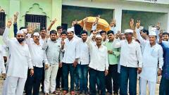 Maval rejoices after Bhegde inducted in the State Cabinet
