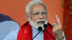 Modi hits out at Cong rule for not testing anti-satellite missile despite capability
