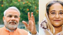 No formal talks on NRC during Modi-Hasina meet