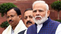 With praise for NCP in Rajya Sabha, Narendra Modi sparks speculation